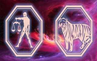 Весы,рожденные в год Тигра – характеристика мужчин и женщин