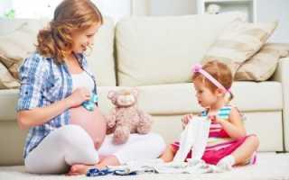 К чему матери снится беременная дочь