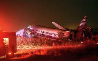 К чему снится авиакатастрофа?
