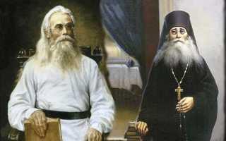 Молитвы Оптинских старцев: тексты, которые можно читать каждый день