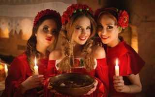 Сильные Рождественские молитвы на любовь, удачу, богатство