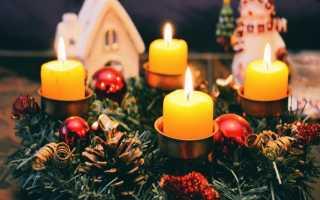 Приметы, обряды и ритуалы на Рождество Христово и Новый год