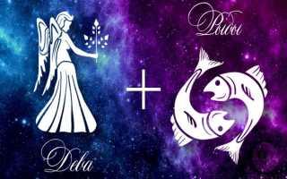 Дева и Рыбы: совместимость в любви, работе, дружбе и постели