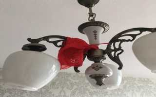 Красные трусы на люстре: обзор симоронских обрядов для привлечения любви, денег и благополучия