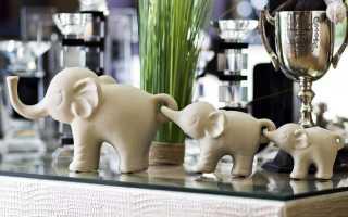 Что означает фигура Слон при гадании на воске?