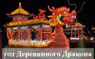 2024 — год Деревянного Дракона по восточному гороскопу: характеристика знака