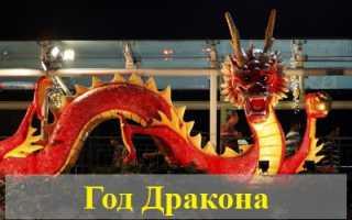 1964 — год Деревянного Дракона по восточному гороскопу: характеристика знака