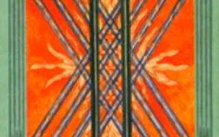 Значение 10 Жезлов в Таро, сочетания в раскладах