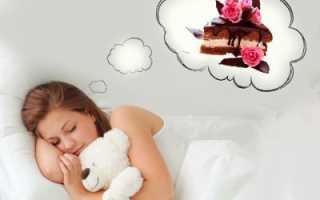 Что сулит сновидение, в котором снится торт?