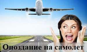 К чему может сниться опоздание на самолет?