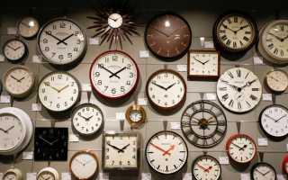 Совпадения чисел на часах — значения всевозможных комбинаций