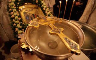 Крещенские магические обряды и ритуалы