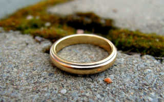 Найти во сне золотое кольцо: значение по соннику