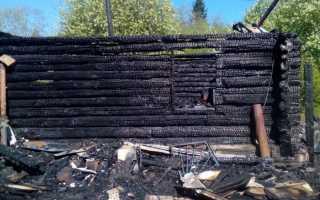 К чему снится сгоревший дом: толкование по соннику