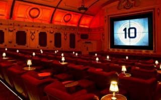 К чему снится кинотеатр — толкование по сонникам