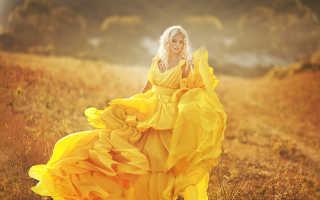 К чему видеть во сне жёлтый цвет: сонник