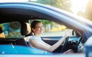 К чему снится водить машину?