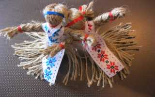 Создание куклы-мотанки своими руками: в чем секрет древнего оберега?