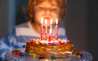 Желание на день рождения — ритуалы для его исполнения