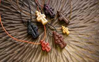 Можно ли дарить крестик и как правильно это делать?