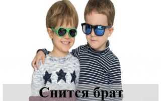 Секреты сонников: к чему снится родной или двоюродный брат?