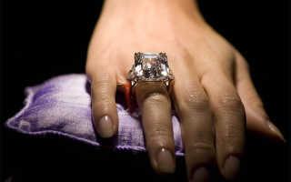 К чему приснилось кольцо с бриллиантом: сонник