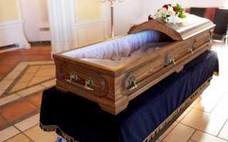 К чему снится пустой гроб или с покойником?