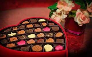 К чему снятся шоколадные конфеты по соннику?