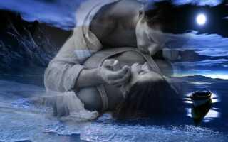 Какие заговоры помогут присниться любимому человеку?