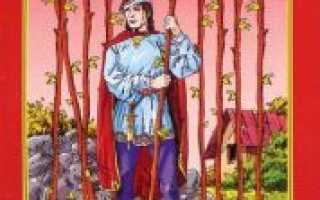 Таро Девятка Жезлов: значение и толкование сочетаний в раскладах