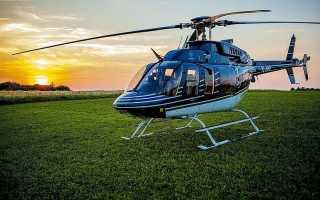 К чему снится вертолёт?