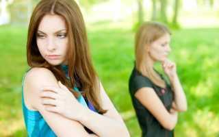 Толкование сонника: к чему снится ссора с подругой