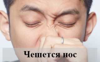 Что означает народная примета, когда чешется нос?