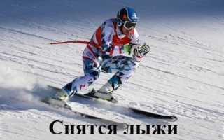 Толкование сонника: к чему снятся лыжи