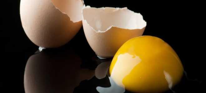 Снятие порчи сырым яйцом