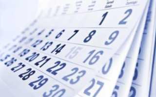 Исполнение сновидения по числам месяца и дням недели