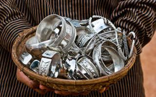 Толкование сонника: к чему снится серебро