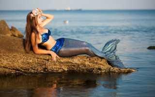 К чему снится русалка: толкование по соннику