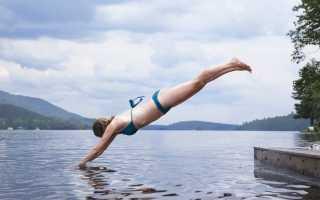 Нырять в воду во сне: трактовка ночного видения в соннике