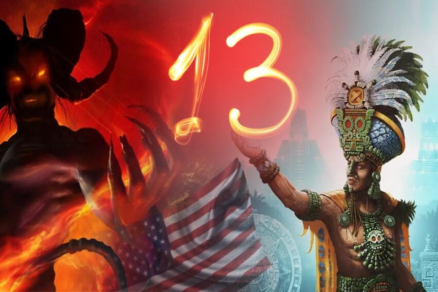 Число 13 — характеристика и значение в нумерологии