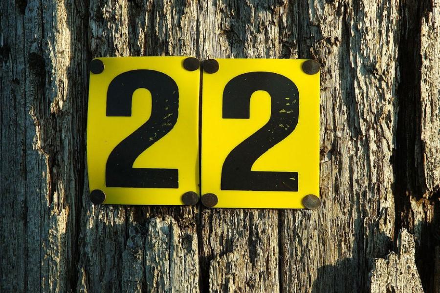 Число 22: значение в нумерологии и в жизни человека