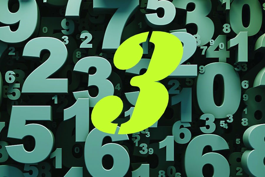 Число 3 в нумерологии: значение и влияние на жизнь человека