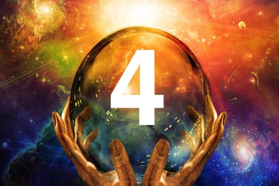 Число 4 в нумерологии: значение, влияние на человека и отношения с другими людьми