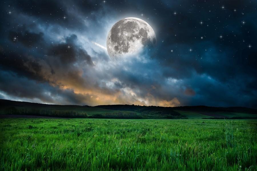 Что предвещает сон, в котором приснилась луна?