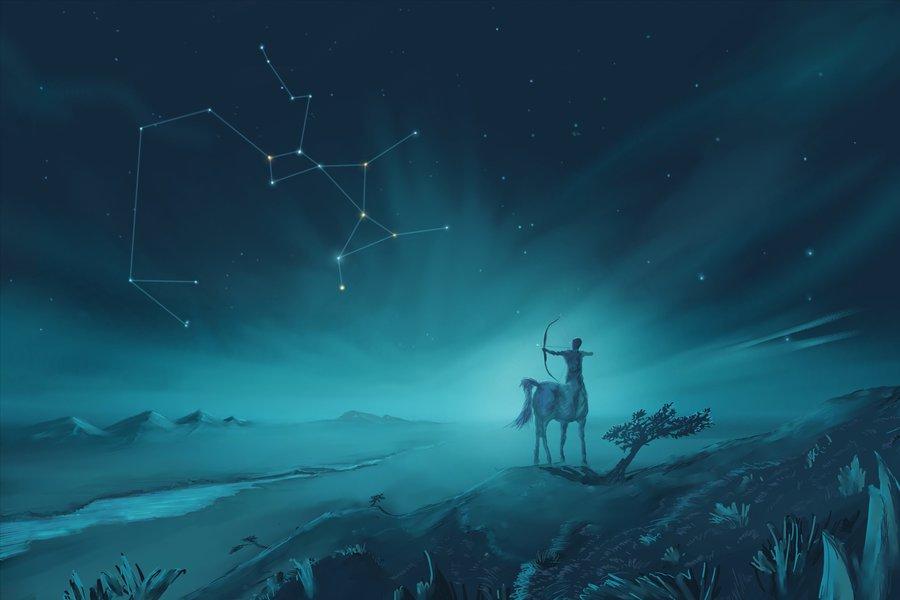 Характеристика, любовный гороскоп и совместимость знака зодиака Стрелец
