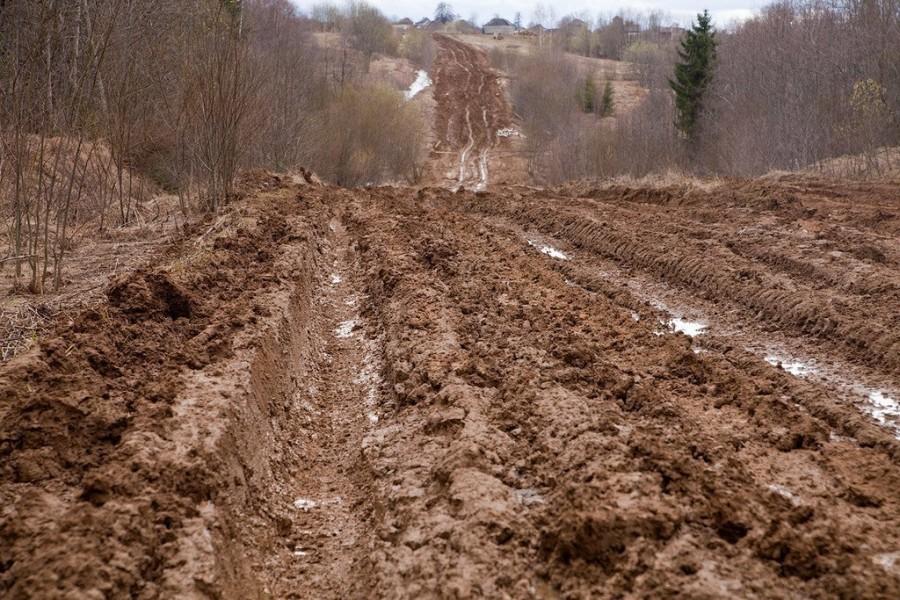 К чему снится грязь под ногами на дороге?