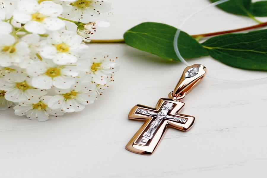 К чему снится золотой крестик на цепочке и без нее?