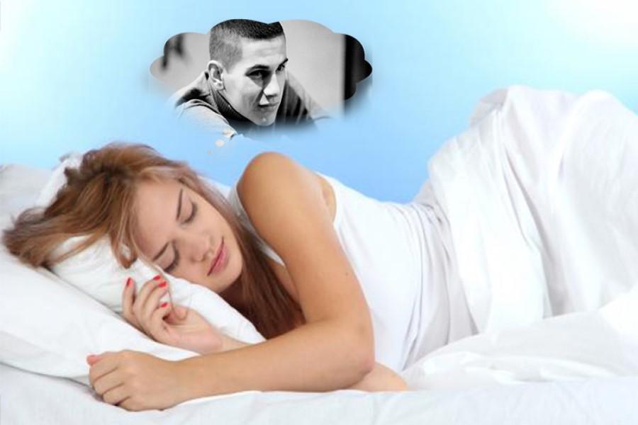 К каким событиям в жизни снится бывший парень?