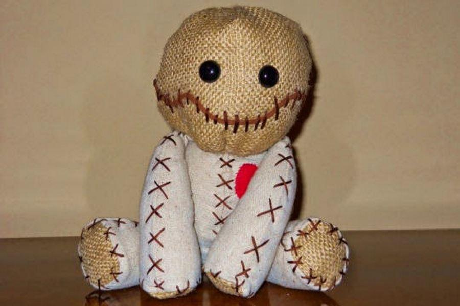 Как сделать куклу вуду на человека в домашних условиях?