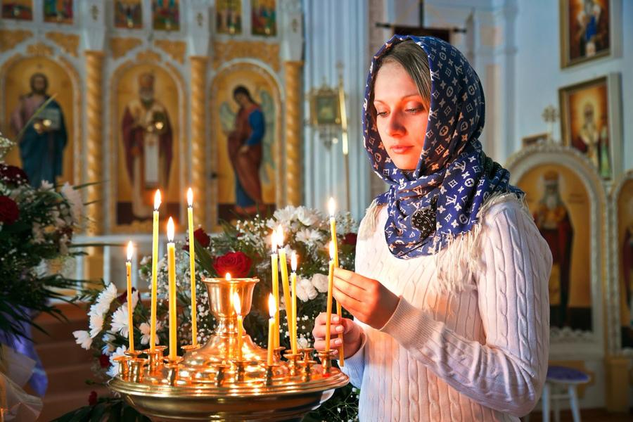 Молитвы на примирение с мужем после ссоры
